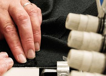 Herstofferen - stoffen naaien
