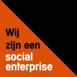 Wij zijn een social enterprise